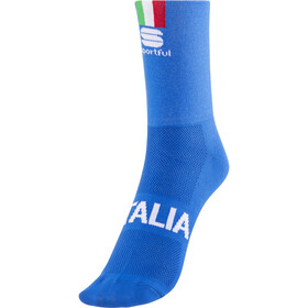 Sportful Italia 12 - Chaussettes - bleu